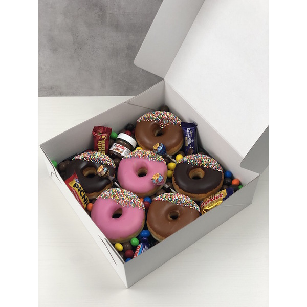Iced Donut Crate