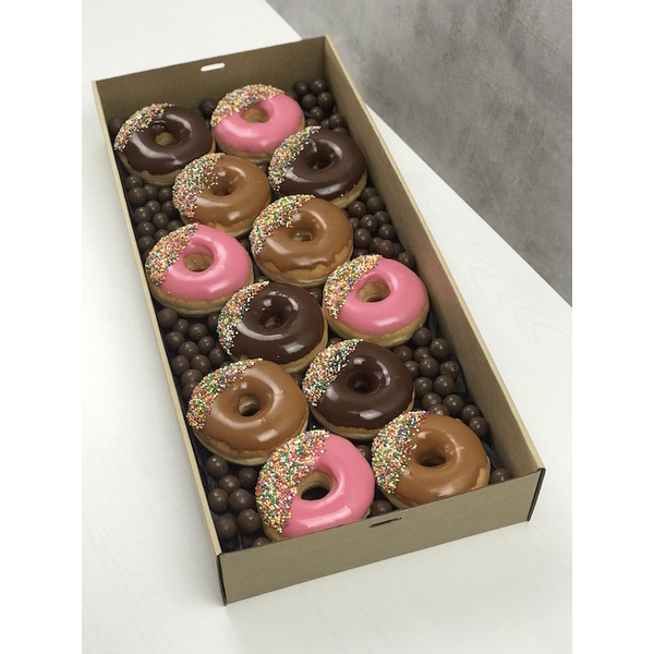 Iced Donut Share Crate