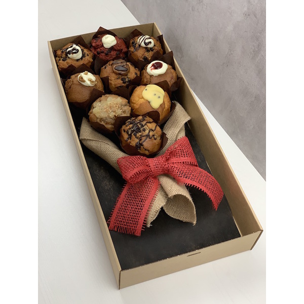 Gourmet Muffin Bouquet